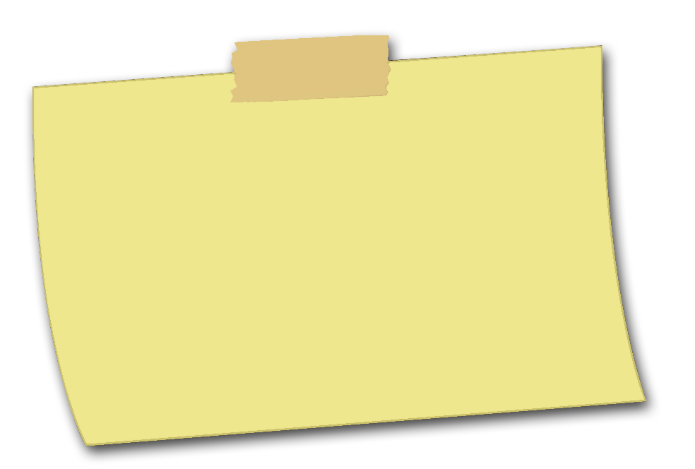 Sticky notes PNG images free download, note PNG, sticker PNG.