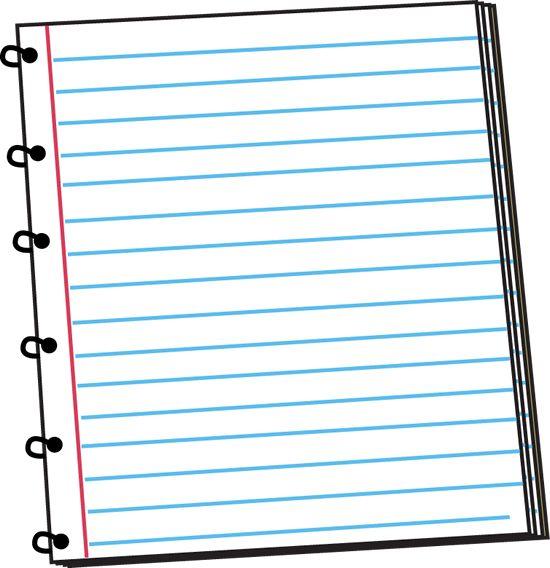 Notebook Clipart & Notebook Clip Art Images.