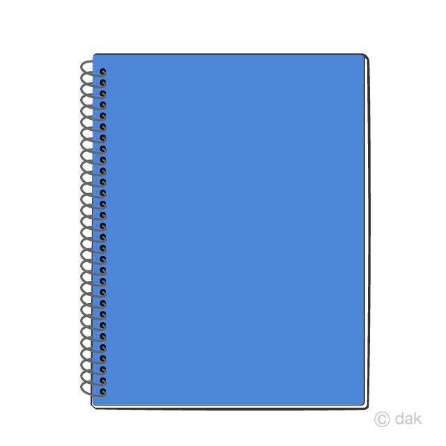 Free Notebook Clipart Image|Illustoon.
