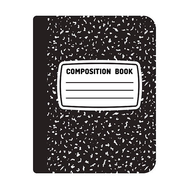 Best Composition Notebook Illustrations, Royalty.