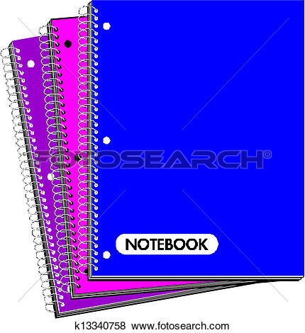 Notebooks Clipart and Illustration. 65,579 notebooks clip art.