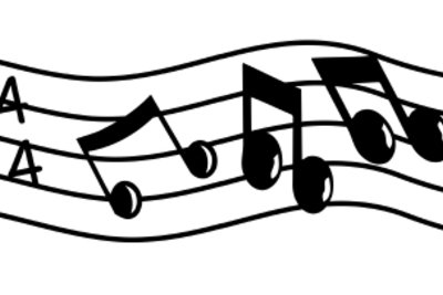 Musiknoten Zum Ausdrucken.