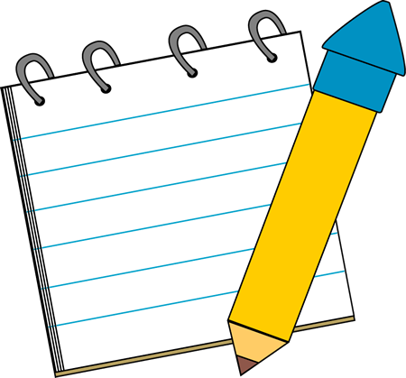 Free Notepad Cliparts, Download Free Clip Art, Free Clip Art.