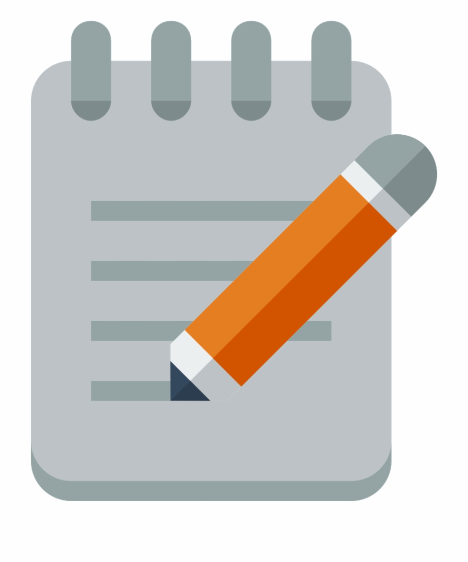 Notepad Icon Free PNG Images & Clipart Download #1811067.
