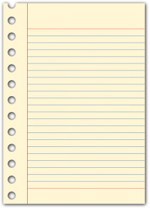Notepad Clip Art Download.