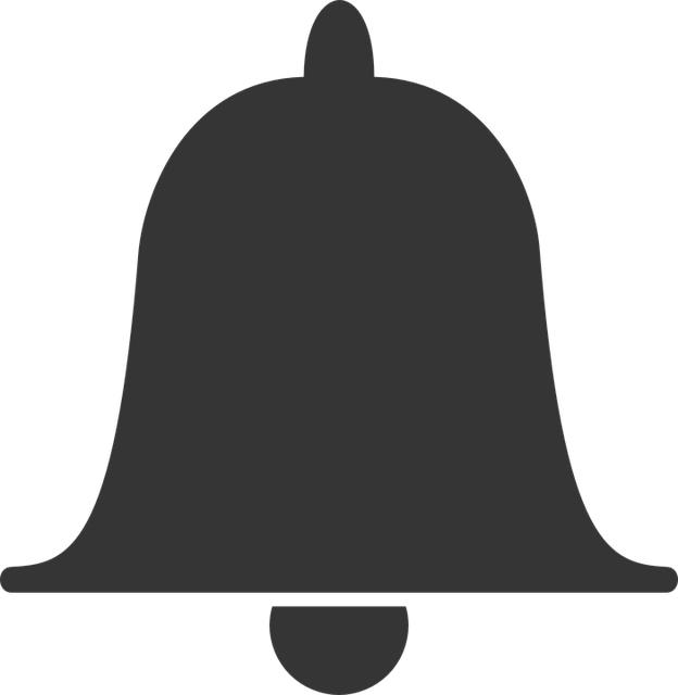 Free vector graphic: Bell, Notification, Communication.