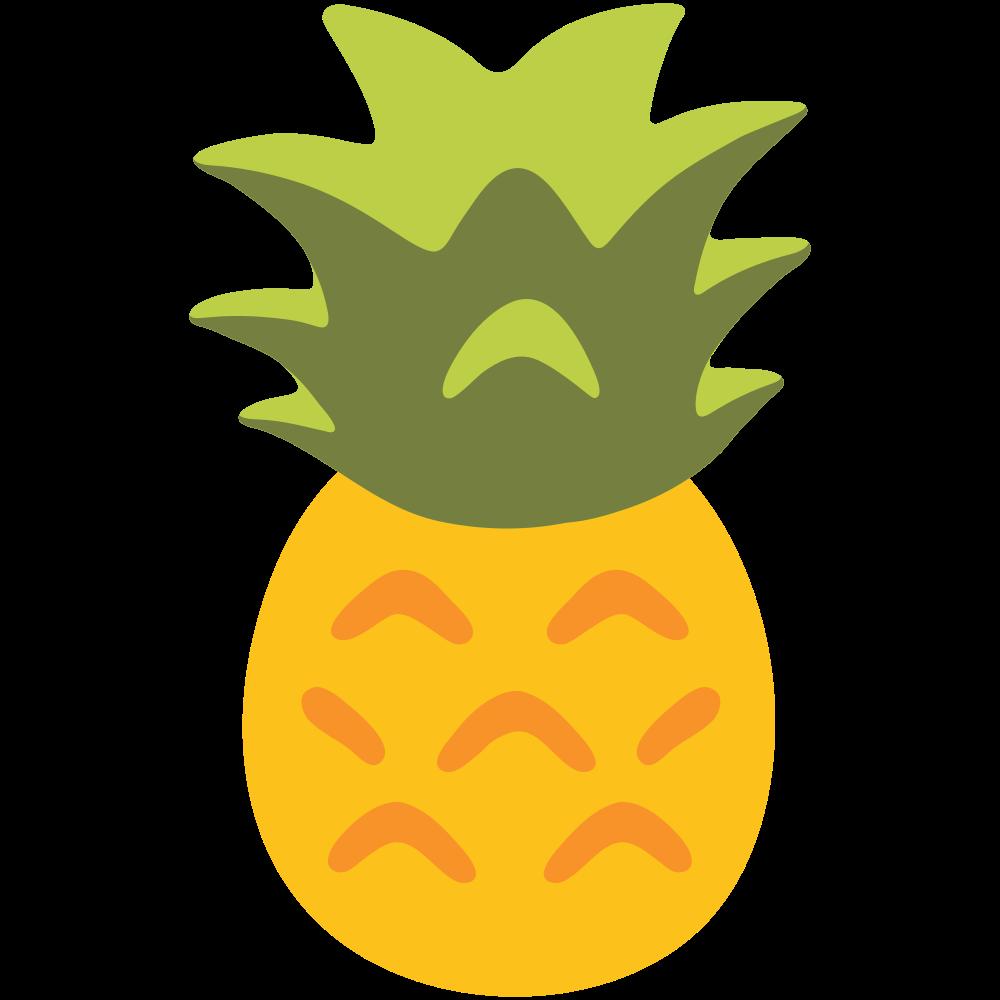 File:Noto Project Pineapple Emoji.svg.