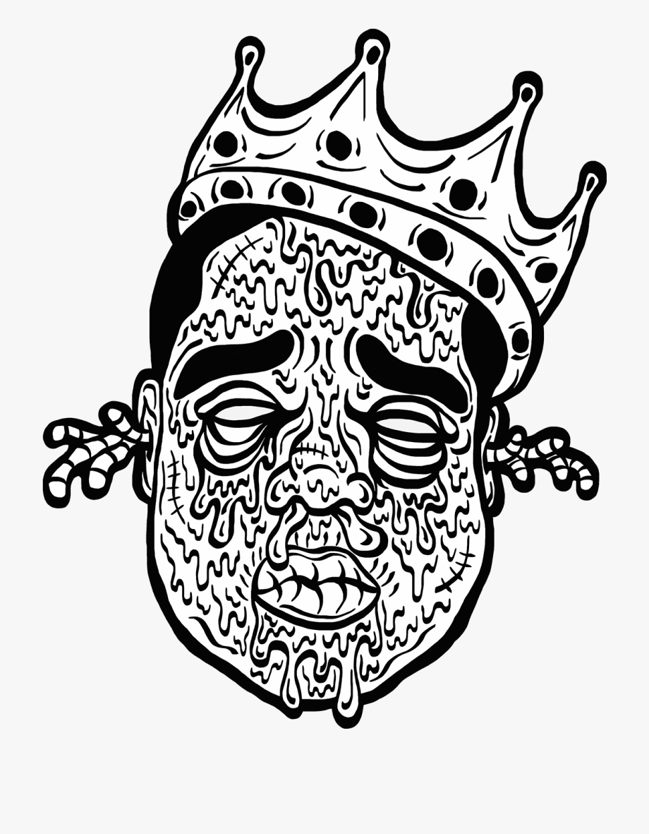Black Label Notorious B I G A.