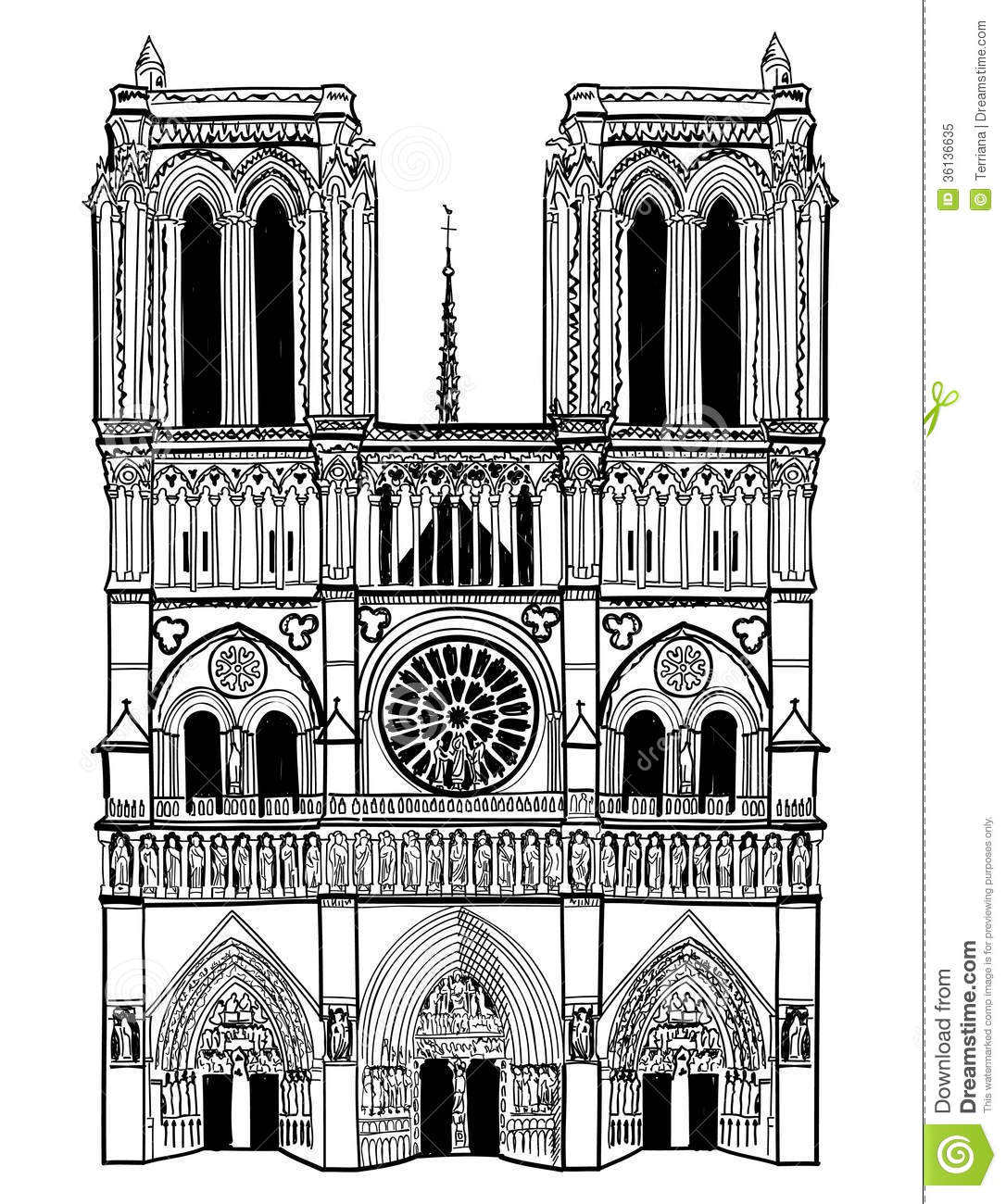 Showing post & media for Catedral notre dame cartoon.