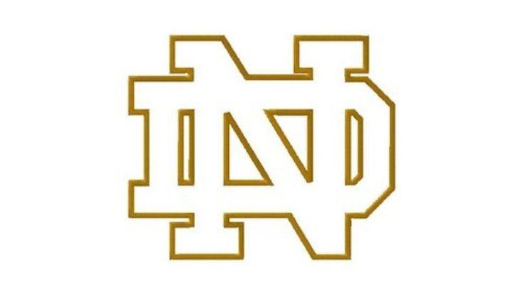 Notre Dame Football Clip Art.