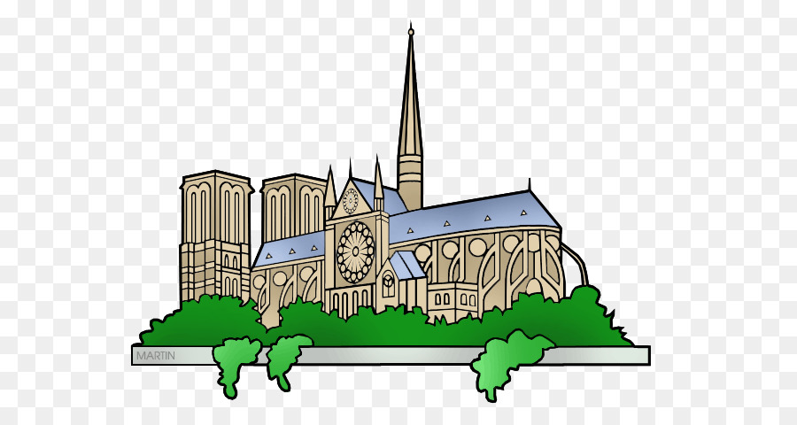 Notre dame clipart 7 » Clipart Station.