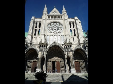 Cathedral of Notre Dame de Chartres (part 1) (video).