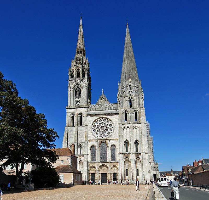 Famous Churches.