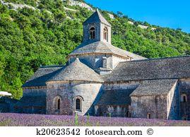 Abbaye notre dame de senanque Stock Photos and Images. 64 abbaye.