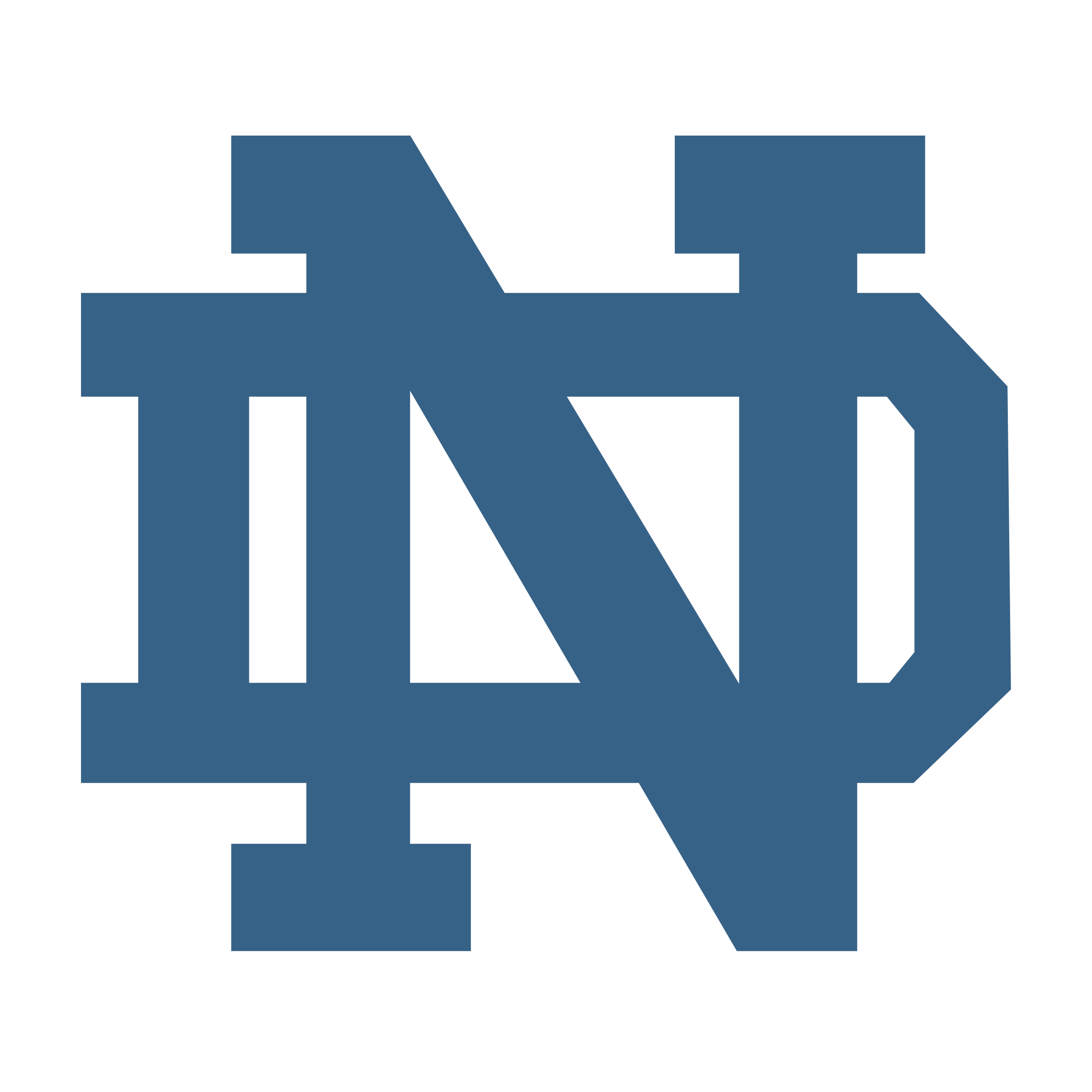 Notre Dame Fighting Irish Logo PNG Transparent & SVG Vector.