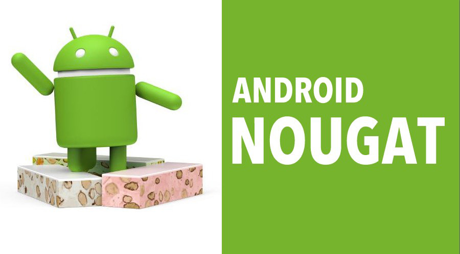 Update: First Nougat update rolls out!) Android 7.0 Nougat update.