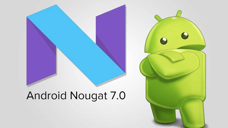 Android 7.0 Nougat Primary Review.