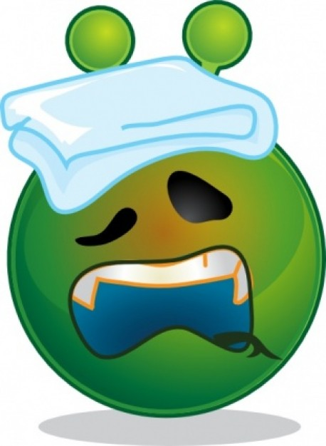 Clip Art Black And White Alien Emoji Clipart.