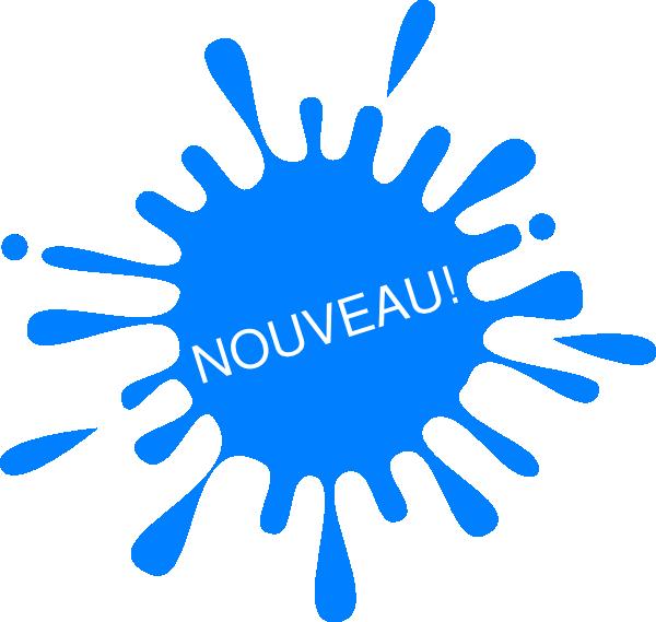 Logo Nouveau Png Vector, Clipart, PSD.