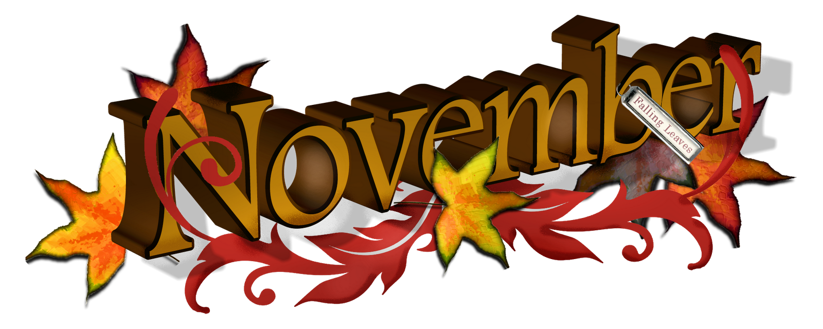 November clipart #4
