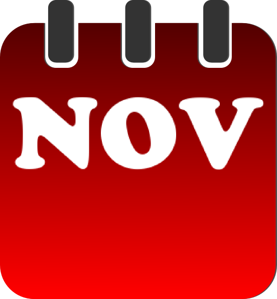 Nov clipart #12