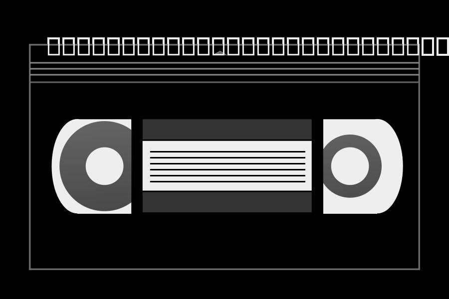 Clipart nova video image.