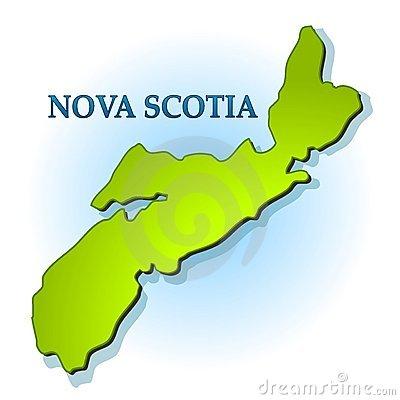 Nova scotia clipart.