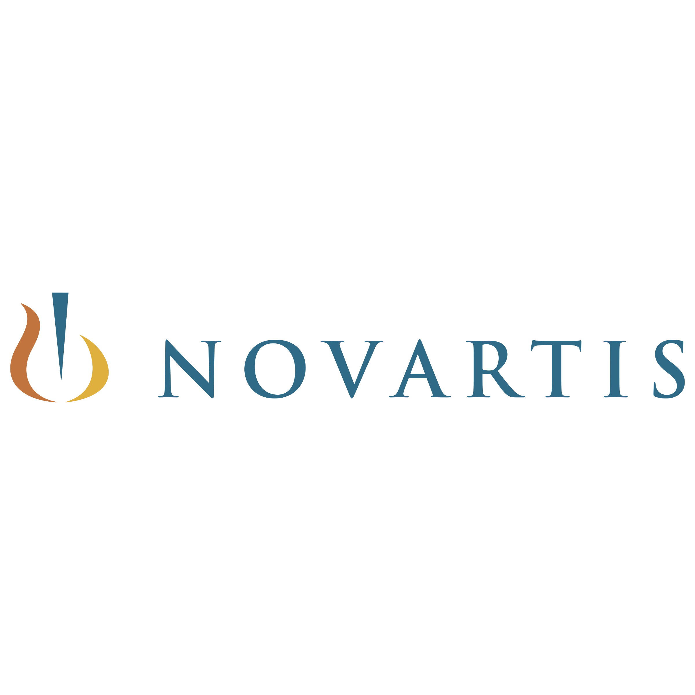 Novartis Logo PNG Transparent & SVG Vector.