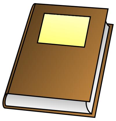 Novel Clipart.