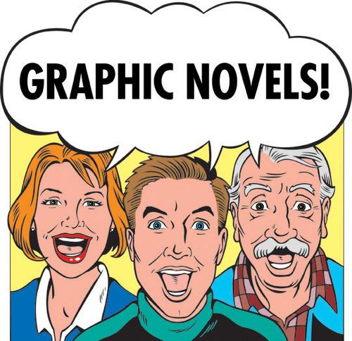 Graphic Novel Clipart.