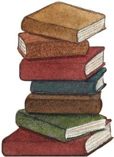 Novels Clipart.