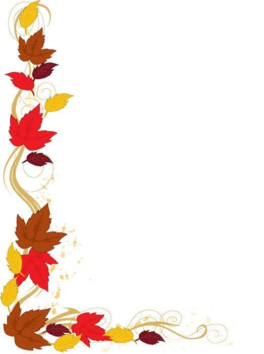 Free November Clipart.
