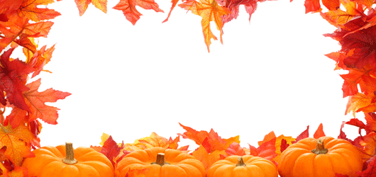 November PNG Border Transparent November Border.PNG Images.
