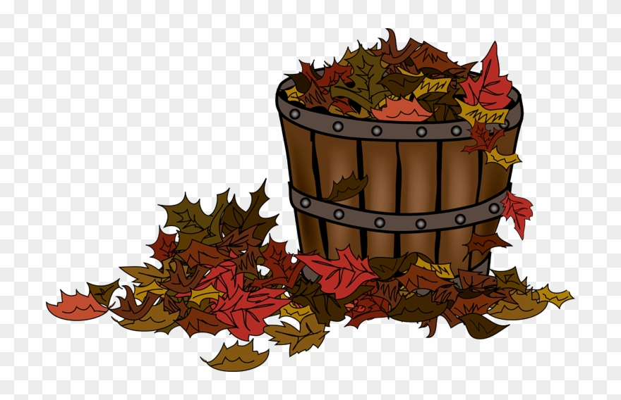November Fall Clipart.