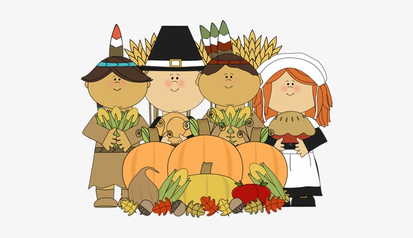 Native American Clipart Pilgrims.