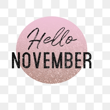 November Png, Vector, PSD, and Clipart With Transparent.