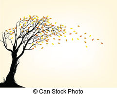 november tree clipart #14