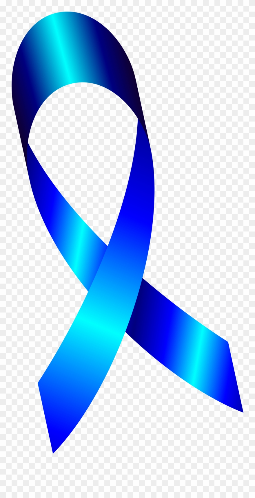 Clipart Novembro Azul Faixa Blue November Ribbon Liver.