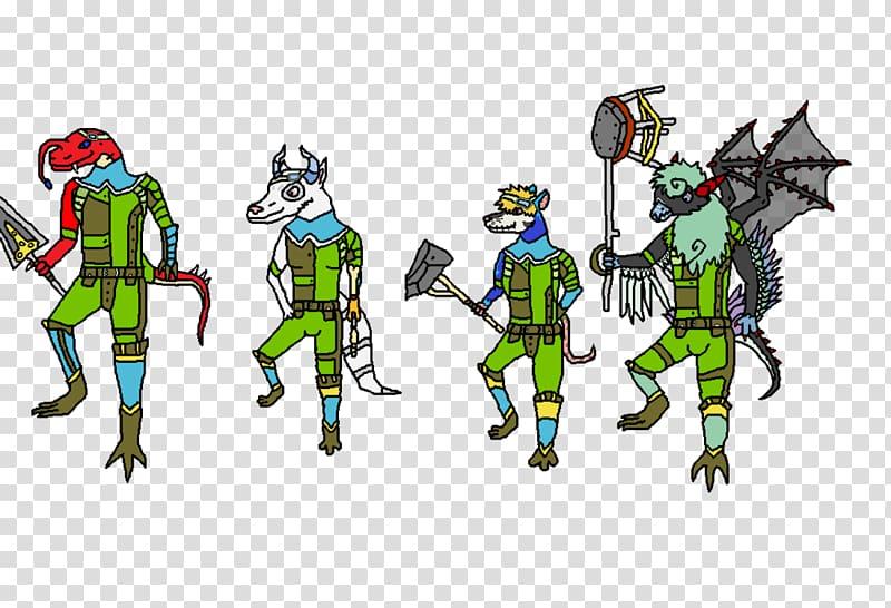 Illustration Cartoon Mecha Legendary creature, novice.