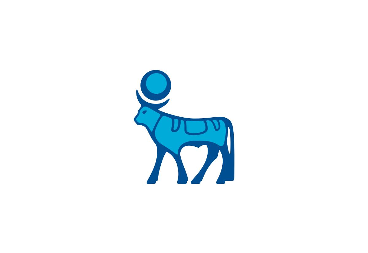 Novo Nordisk logo.
