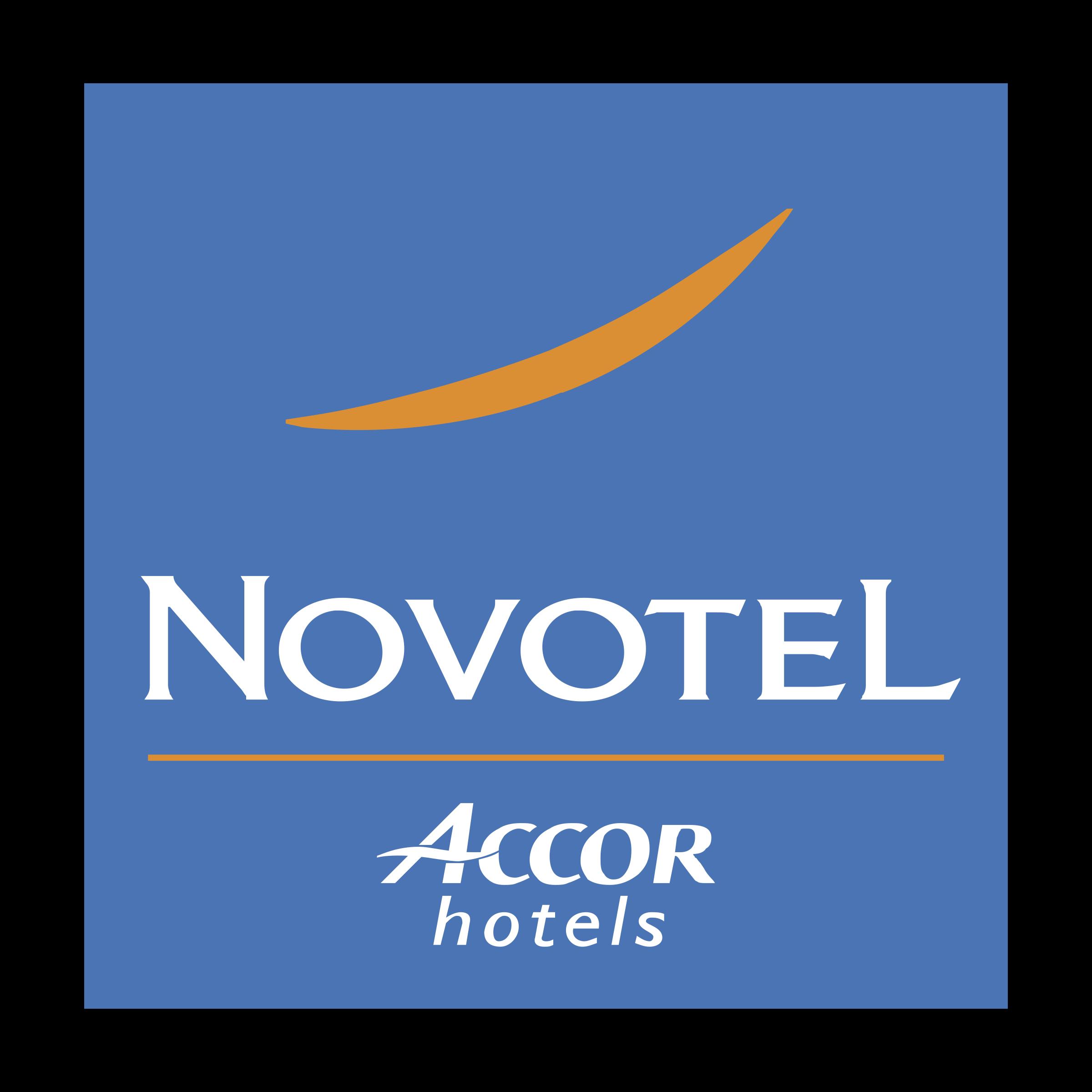 Novotel Logo PNG Transparent & SVG Vector.
