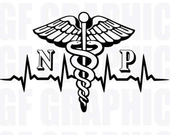 Family Nurse Practitioner Clipart.