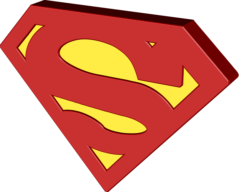 Superman Logo by SyNDiKaTa.