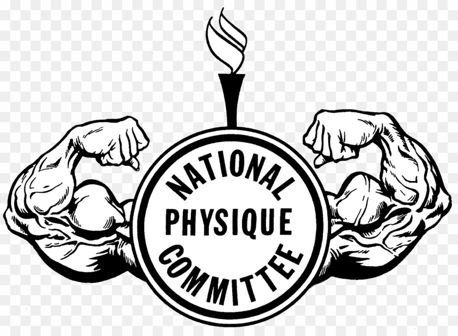 Npc Logo PNG National Physique Committee Bodybuilding.