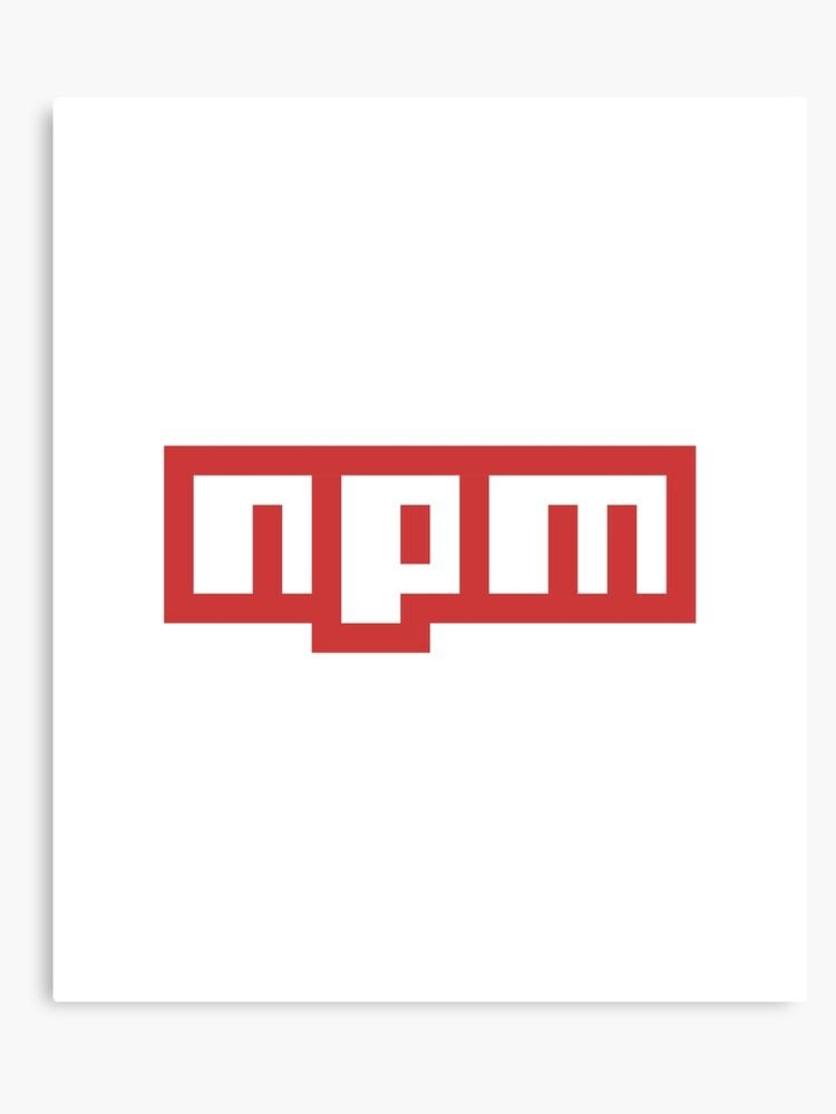 NPM Logo (Origin).