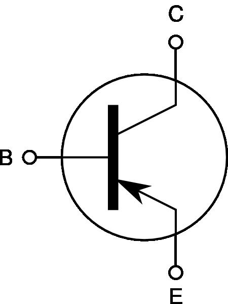Pnp Transistor Clip Art at Clker.com.