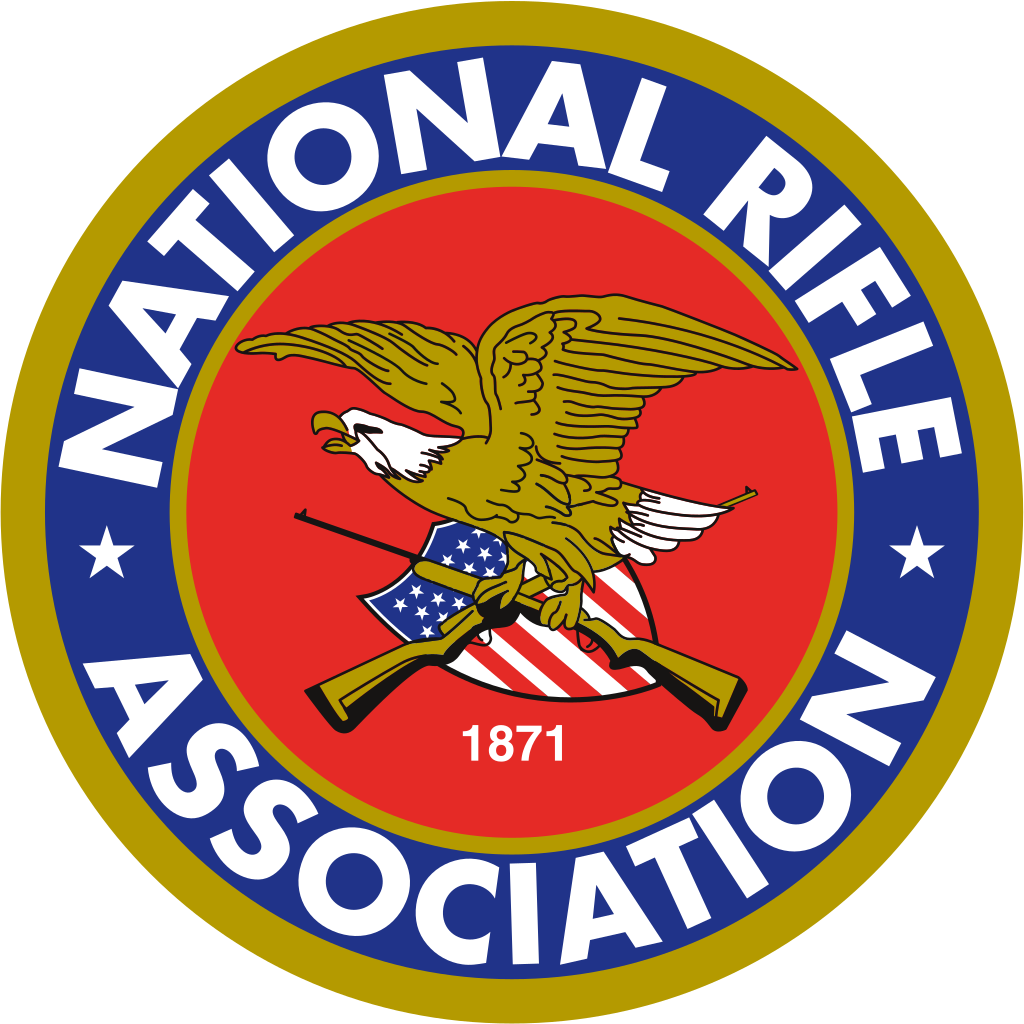 National rifle association Logos.