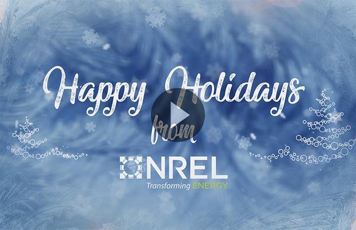 National Renewable Energy Laboratory (NREL) Home Page.