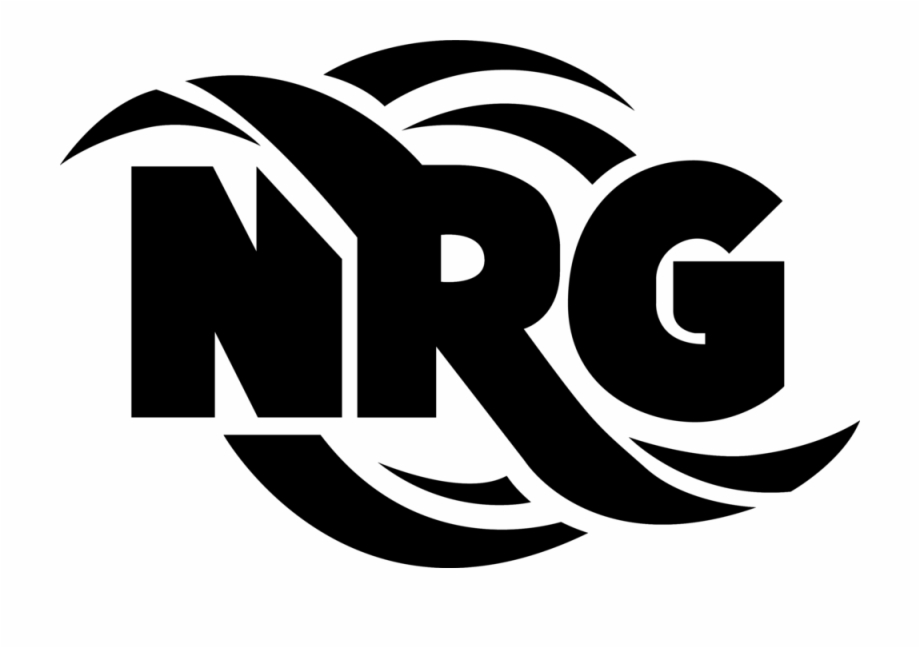 Nrg Logo Single Color Black.