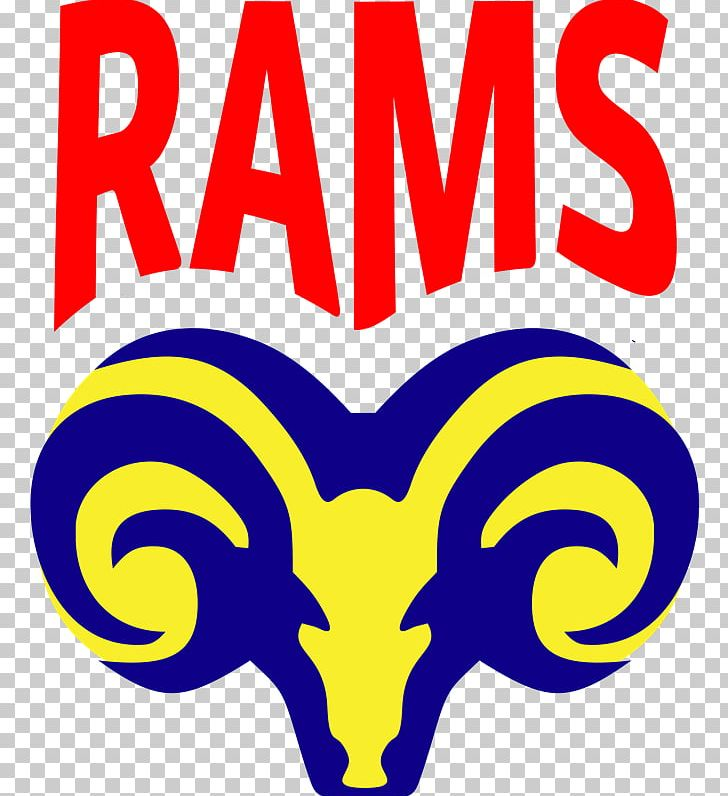 Logo Adelaide Rams 1998 NRL Season Los Angeles Rams Graphic.